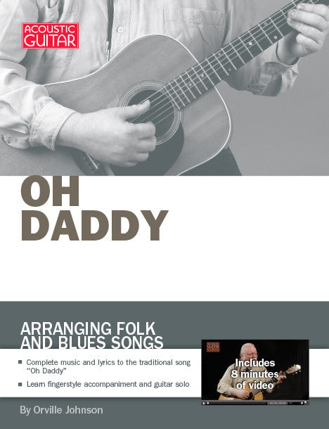 Arranging Folk and Blues Songs: Oh Daddy