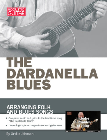 Arranging Folk and Blues Songs: Dardanella Blues