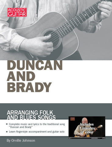Arranging Folk and Blues Songs: Duncan and Brady