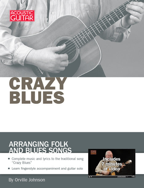 Arranging Folk and Blues Songs: Crazy Blues