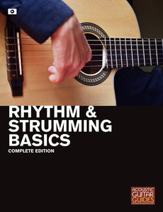 Rhythm and Strumming Basics
