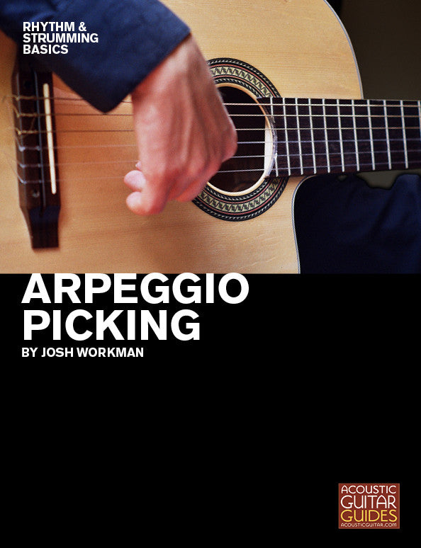 Rhythm and Strumming Basics:  Arpeggio Picking