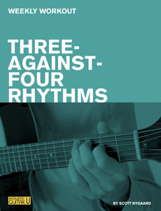 Weekly Workout: Three-Against-Four Rhythms