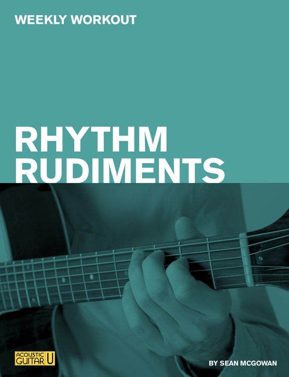 Weekly Workout: Rhythm Rudiments