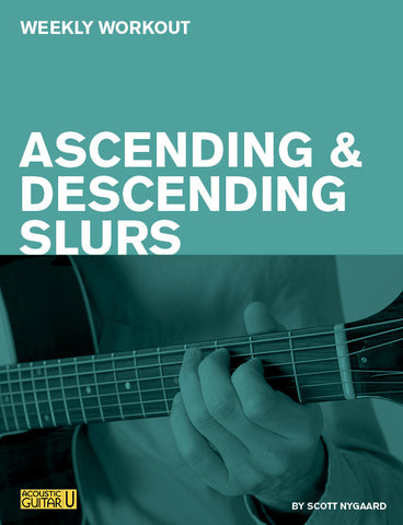 Weekly Workout: Ascending and Descending Slurs