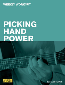 Weekly Workout: Picking Hand Power
