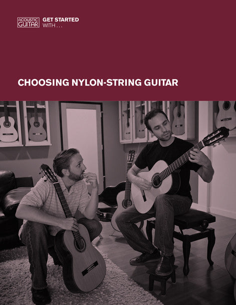 Get Started With: Choosing a Nylon-string Guitar