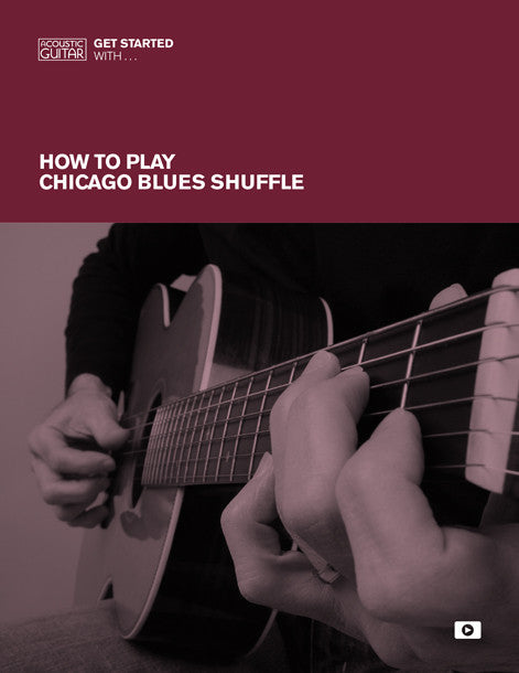 Get Started With: How to Play Chicago Blues Shuffle