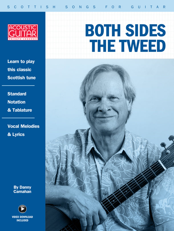 Scottish Songs for Guitar: Both Sides The Tweed