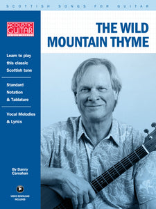 Scottish Songs for Guitar: The Wild Mountain Thyme