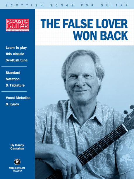 Scottish Songs for Guitar: The False Lover Won Back