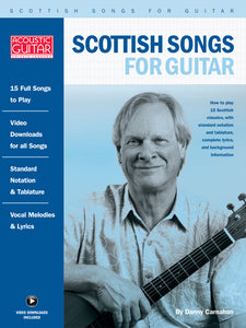 Scottish Songs for Guitar: Complete Video Lessons