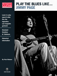 Play the Blues Like...: Jimmy Page