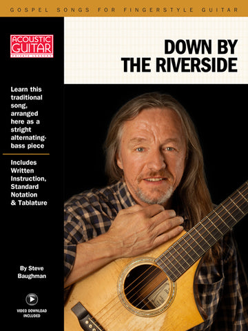 Gospel Songs for Fingerstyle Guitar: Down by the Riverside