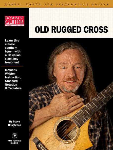 Gospel Songs for Fingerstyle Guitar: Old Rugged Cross