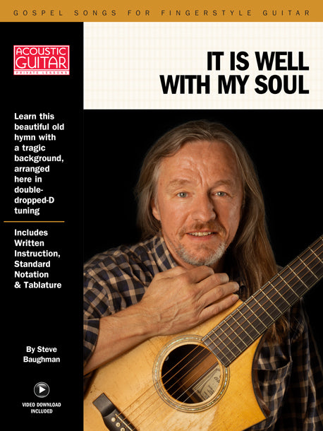 Gospel Songs for Fingerstyle Guitar: It Is Well with my Soul