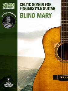 Celtic Songs for Fingerstyle Guitar: Blind Mary