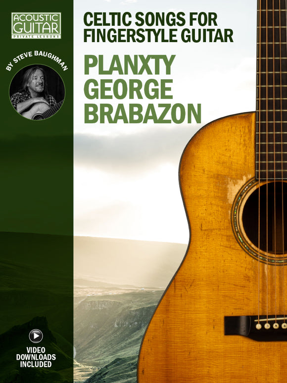 Celtic Songs for Fingerstyle Guitar: Planxty George Brabazon
