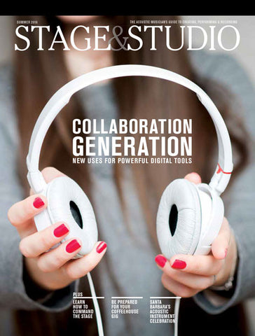 Digital Magazine Stage & Studio Summer 2016