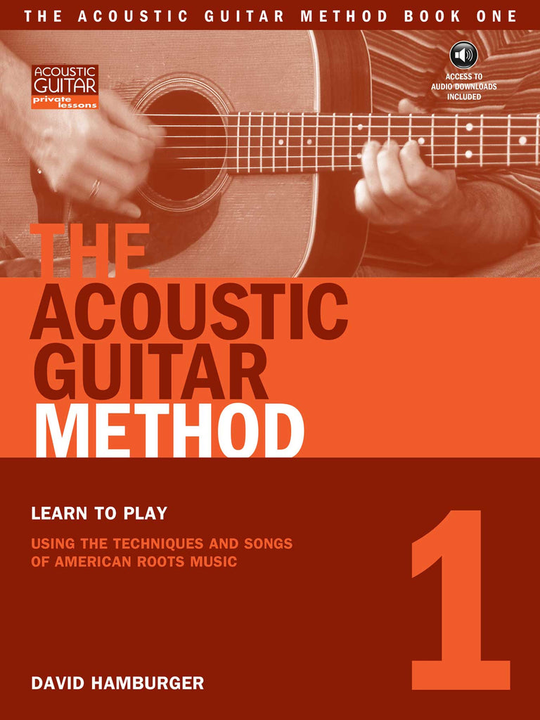 The Acoustic Guitar Method: Book 1