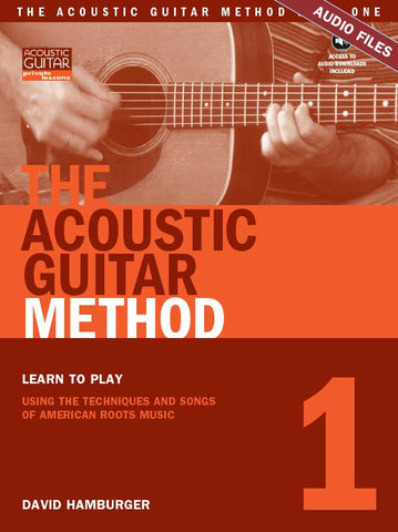 The Acoustic Guitar Method: Book 1 - Complete Audio Tracks