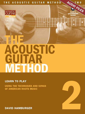 The Acoustic Guitar Method: Book 2 - Complete Audio Tracks