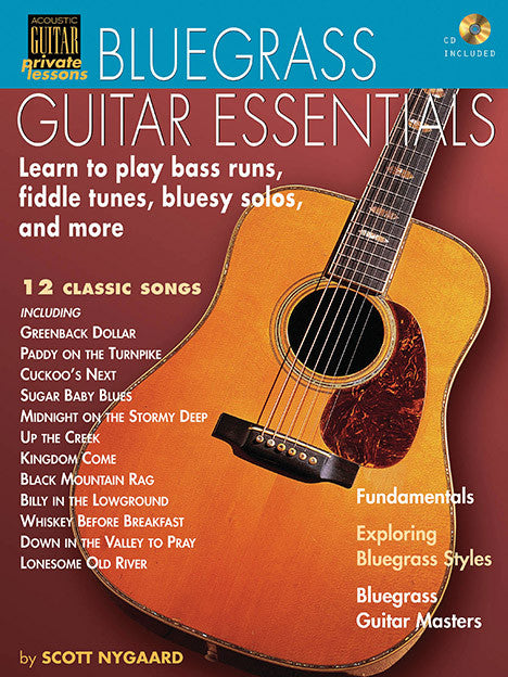 Bluegrass Guitar Essentials