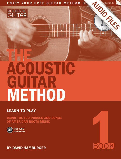 The Acoustic Guitar Method: Book 1 - Audio Tracks (Lessons 1 - 10)