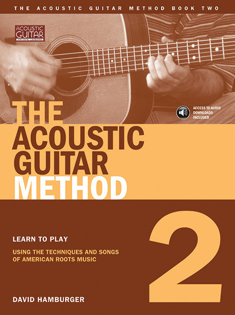 The Acoustic Guitar Method: Book 2