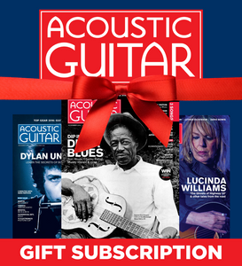 Acoustic Guitar Magazine Gift Subscription