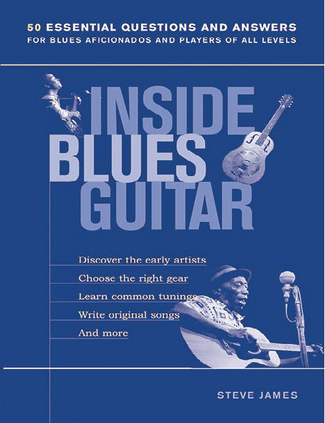 Inside Blues Guitar
