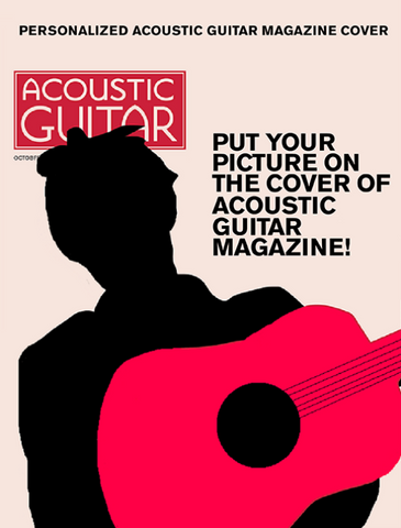 Acoustic Guitar Custom Cover