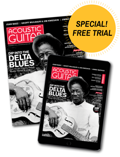 Martin Owners Club Free Acoustic Guitar Subscription