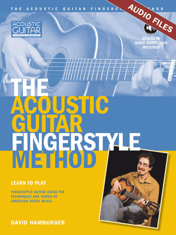 The Acoustic Guitar Fingerstyle Method -- Complete Audio Tracks