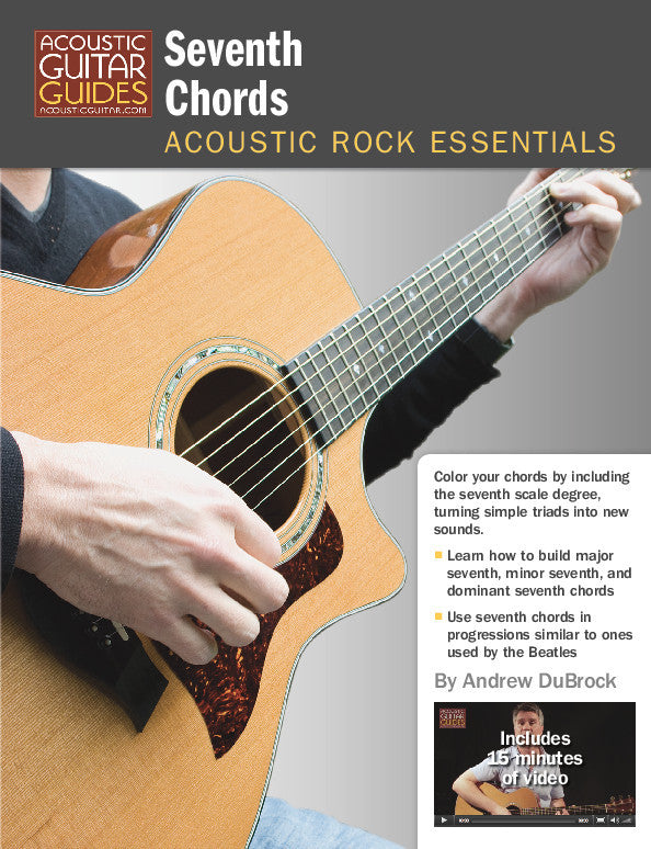 Acoustic Rock Essentials: Seventh Chords