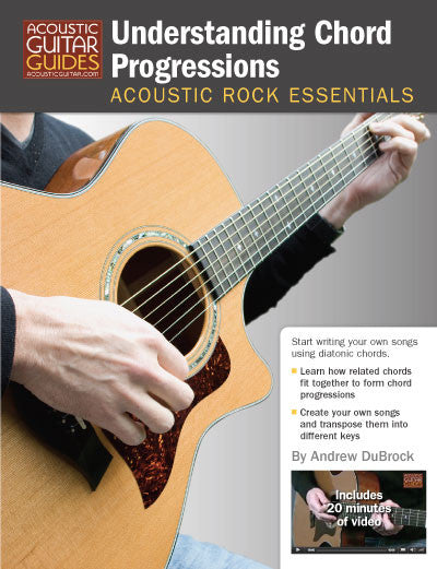 Acoustic Rock Essentials: Understanding Chord Progressions
