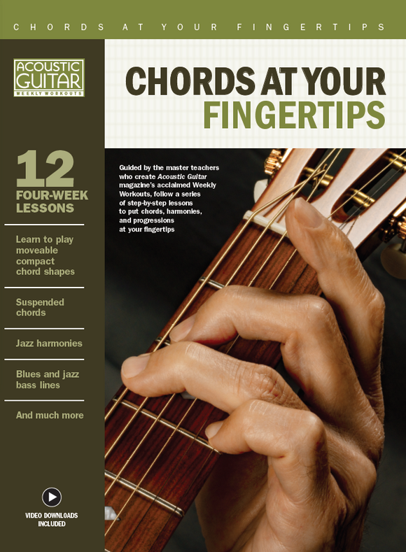 Chords at Your Fingertips: Video Tracks