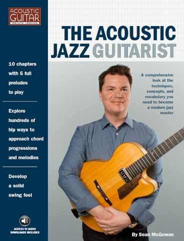 The Acoustic Jazz Guitarist
