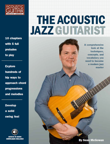 The Acoustic Jazz Guitarist: Complete Edition