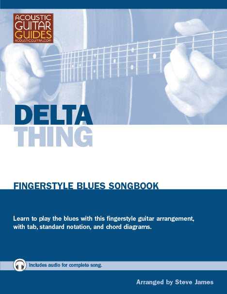 Fingerstyle Blues Songbook: Delta Thing