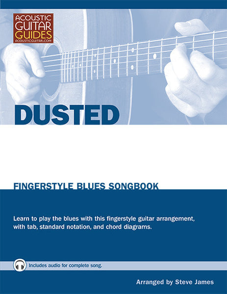 Fingerstyle Blues Songbook: Dusted