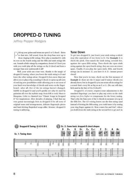 Explore Alternate Tunings