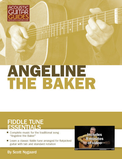 Fiddle Tune Essentials: Angeline the Baker
