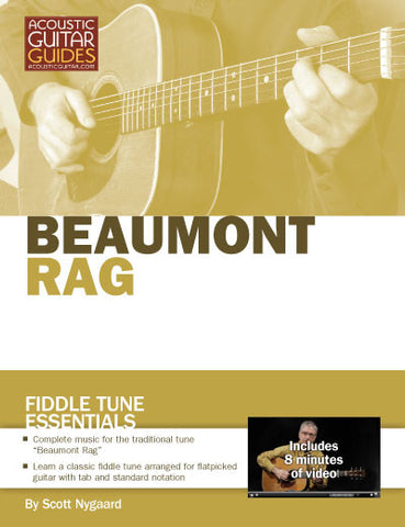 "Fiddle Tune Essentials: ""Beaumont Rag"""