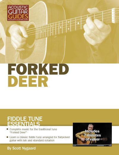 Fiddle Tune Essentials: Forked Deer