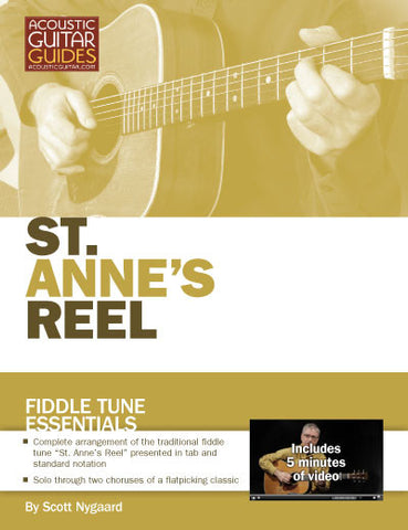"Fiddle Tune Essentials: ""St. Anne's Reel"""