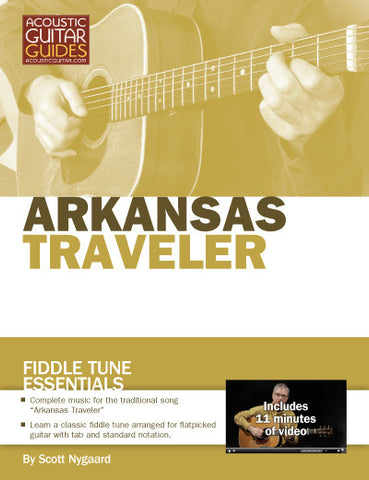 Fiddle Tune Essentials: Arkansas Traveler