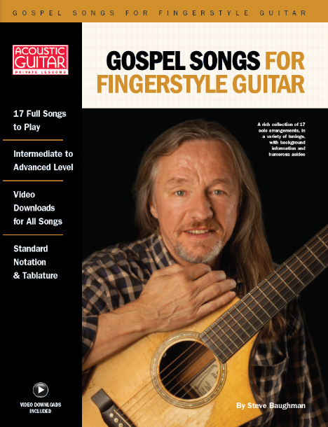 Gospel Songs for Fingerstyle Guitar: Complete Edition
