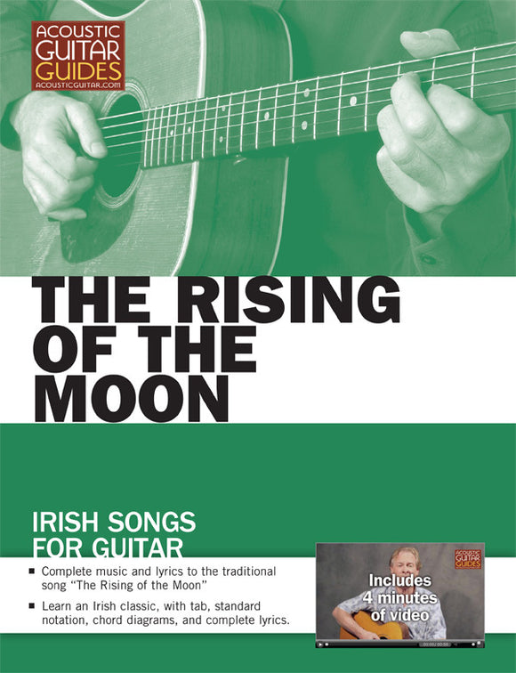 Irish Songs for Guitar: The Rising of the Moon