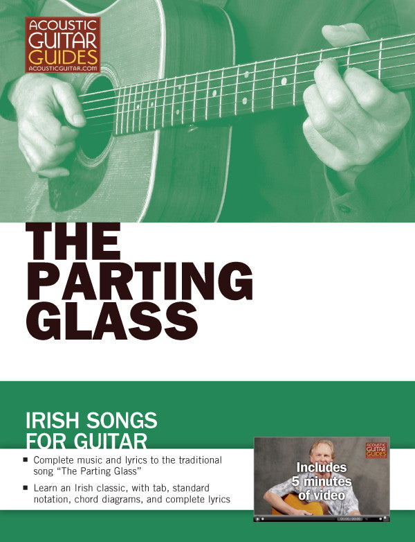 Irish Songs for Guitar: The Parting Glass